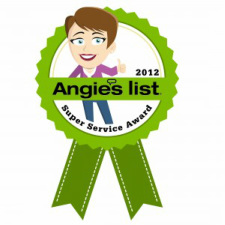 2011 Pool Fence Tampa award from Angies list