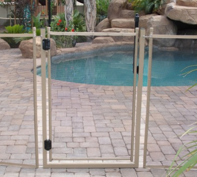 a tampa pool gate is sure to guard your pool largo fl