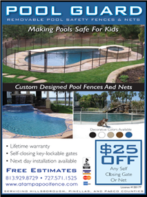 pool fence discount coupon clearwater fl