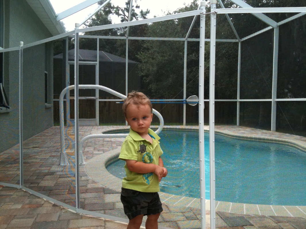 Tampa Pool Fence Safety Nets Gates