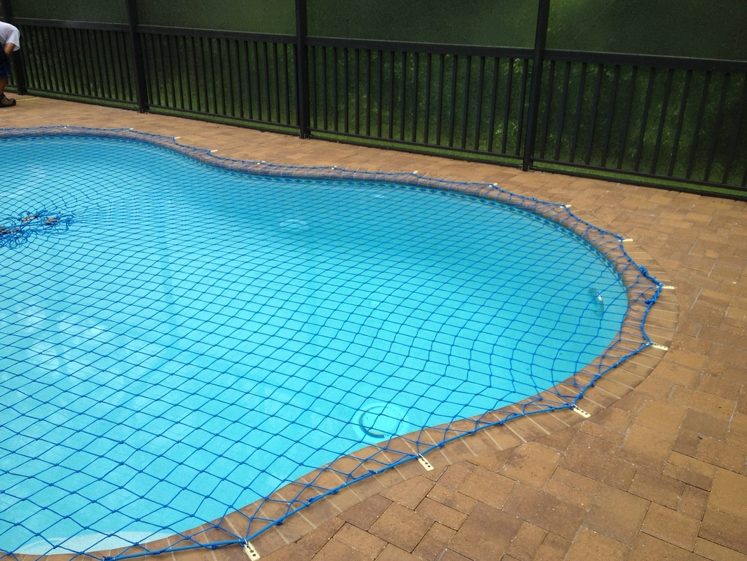 tampa pool net pool cover